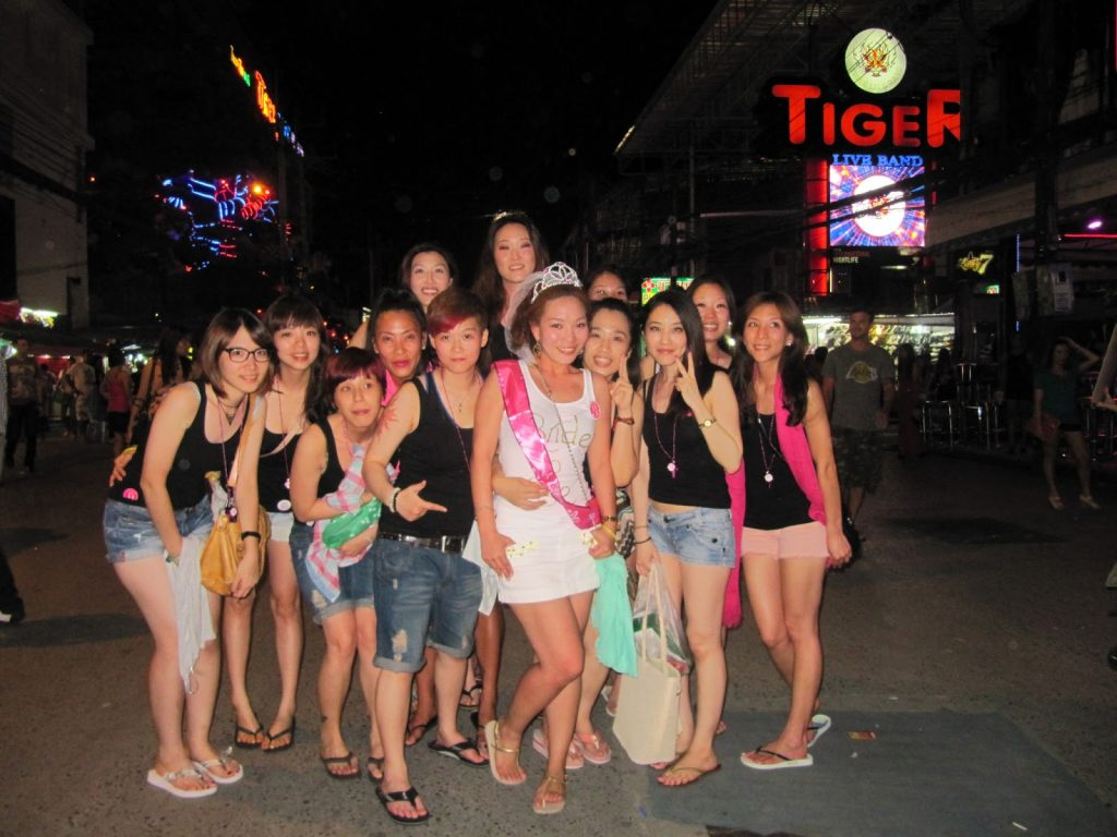 Bucks and Hens Parties Options in Phuket