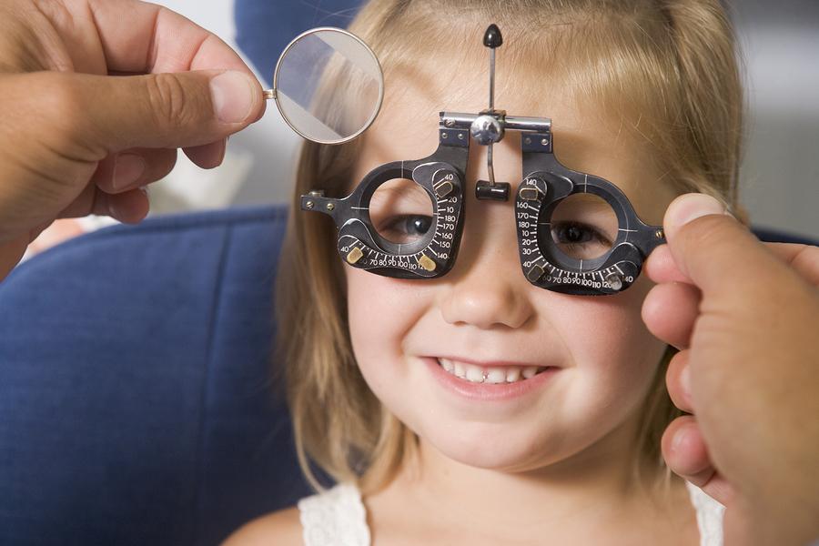 3 Common Pediatric Eye Conditions