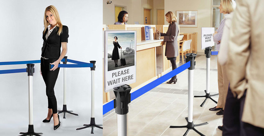 Which Stanchions Should You Buy For Safe Social Distancing?